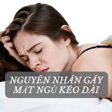 nguyên nhân gây mất ngủ kéo dài